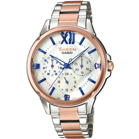 SHE-3056SPG-7AUER CASIO