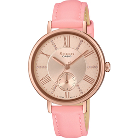 SHE-3066PGL-4AUEF CASIO