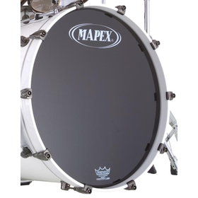 0318-624BB 24'BD blana Black Head MAPEX