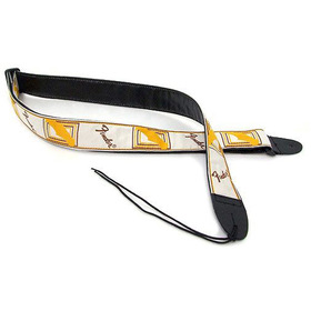 099-0683-000 Strap, White/Brown/Yellow + DÁREK v..