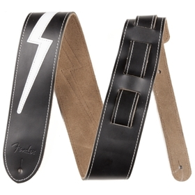 099-0613-006 STRAP LEATHER LIGHTN BOLT + DÁREK v..