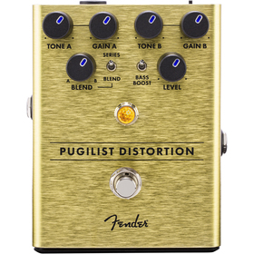 023-4534-000 PUGILIST distortion FENDER