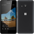 Lumia 550 Black MICROSOFT