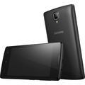 A Single SIM 4 QC 512MB 4GB Black LENOVO