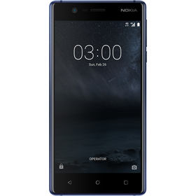 Nokia 3 DS 5' 2/16 Android Blue NOKIA