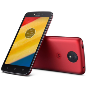 Moto C Plus 5 IPS 1GB 16GB Red MOTOROLA