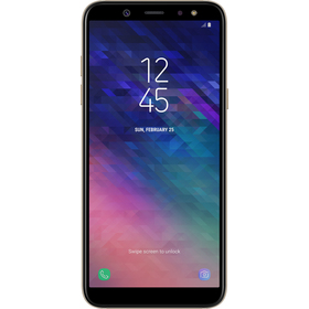 Galaxy A6 DUOS 5,6' 3/32GB Gold SAMSUNG