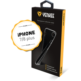 YCC 1080 TPU iPhone 7/8 Plus kryt YENKEE