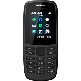 105 DS Black 2019 NOKIA