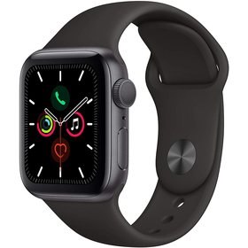 Hodinky s GPS APPLE Watch S5 40mm, Sp. Grey mwv82h