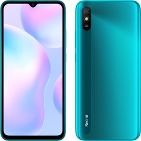 Redmi 9A 2GB/32GB Peacock Green XIAOMI