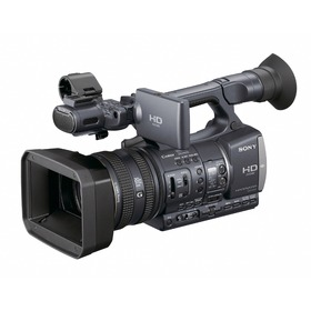 HDR AX2000E FULL HD SD/FLASH KAMERA SONY