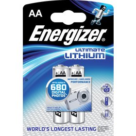 BAT ULTIMATE LITH FR6/2 2xAA ENERGIZER