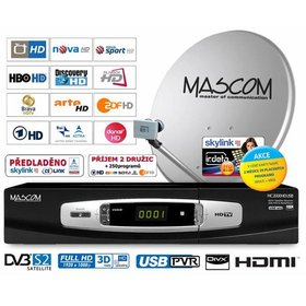 MC2000HD/80MBL + CSLINK SET MASCOM