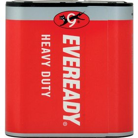 3R12 1S 4.5V EveReady Zn EVEREADY