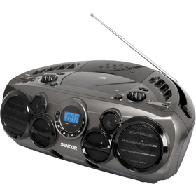 SPT 300 rádio s CD/MP3/USB SENCOR