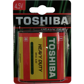 3R12 1BP 4.5V HeavyDuty Zn TOSHIBA