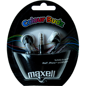 303483 COLOUR BUDZ BLACK SLUCH. MAXELL
