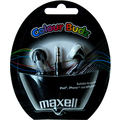 303483 COLOUR BUDZ BLACK slúchad. MAXELL