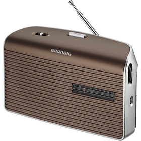 MUSIC 60 Brown RADIOPŘIJÍMAČ GRUNDIG