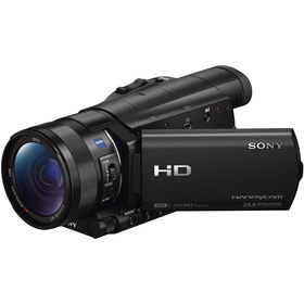 HDR CX900EB FULL HD SD VIDEOKAMERA SONY