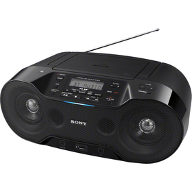 ZS-RS70BTB prenosné rádio s CD SONY