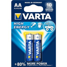 LR6 2BP AA Longlife Power bat. VARTA