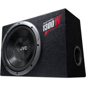 CS-BW120 subwoofer do auta 1300W JVC