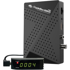 AB CryptoBox 600HD mini AB CRYPTOBOX