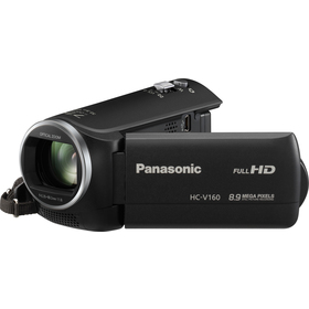 HC V160EP-K FULL HD SD KAMERA PANASONIC