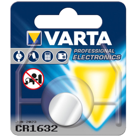 CR 1632 1BP Li VARTA