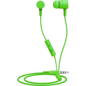 303619 SPECTRUM EARPHONE GREEN MAXELL
