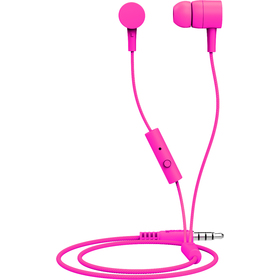 303620 SPECTRUM EARPHONE PINK MAXELL