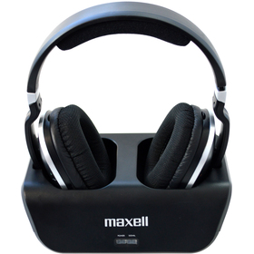 303622 WHP-2000 WIR. HEADPHONE MAXELL
