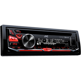 KD-R774BT autorádio s CD/MP3 JVC