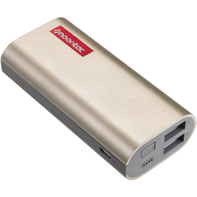 POWA 5200 GOLD POWER BANK NOONTEC