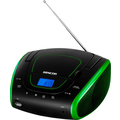 SPT 1600 BGN rádio s CD/MP3/USB SENCOR