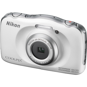COOLPIX W100 White NIKON