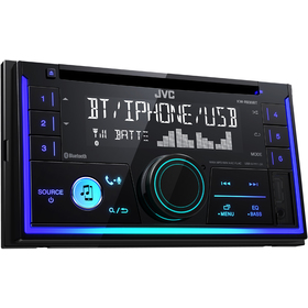 KW R930BT 2DIN AUTORÁD. S CD/MP3/BT JVC