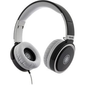 303976 B52 HEADPHONES BLACK+WHITE MAXELL