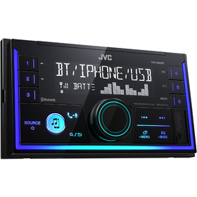 KW-X830BT 2DIN AUTORÁD. S USB/MP3/BT JVC