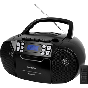 SPT 3907 B RADIO S CD/USB/BT/KAZE SENCOR