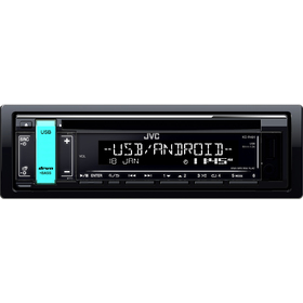 KD-R491 AUTORÁDIO S CD/MP3/USB JVC
