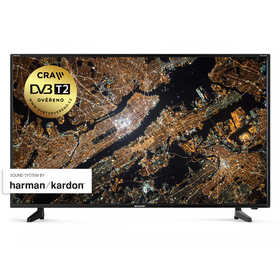 LC 40UG7252 UHD 400Hz, SMART H265 SHARP