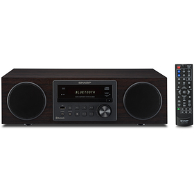 XL-BB20BR DAB+ AUDIO SYSTÉM S BT SHARP