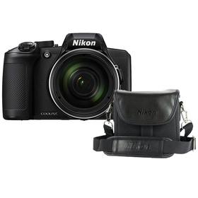 COOLPIX B600 Black + Case NIKON
