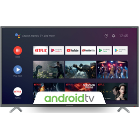 40BL2EA ANDROID UHD 600Hz TV SHARP