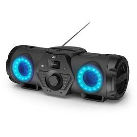 RV-NB300DABBP Bluetooth BOOMBLASTER JVC