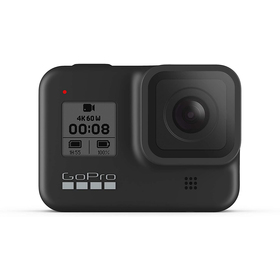 HERO8 BLACK + SD KARTA CHDSB-801 GOPRO