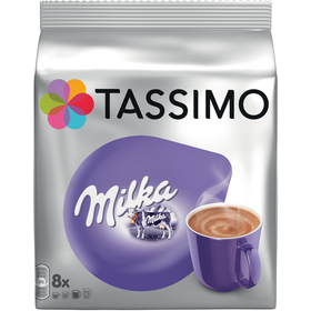 Tassimo Milka 240g big disc JACOBS KRÖN.